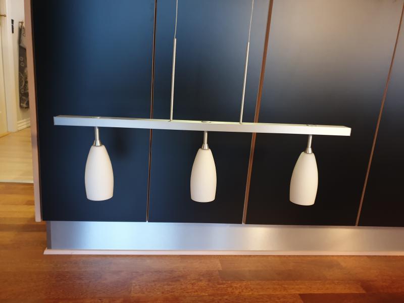 Halogen lampe m.Touch lysdæmpe